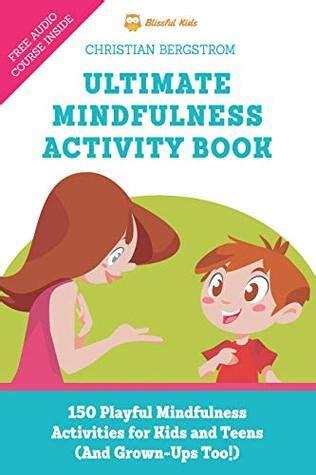 ultimate mindfulness activity book  playful