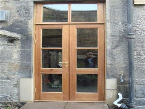 Exceptional Wooden French Doors Exterior External French