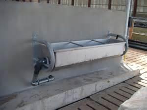 Concrete Feed Bunks 115