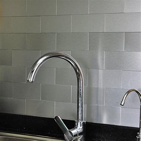 peel and stick subway tile art3d 100 pieces peel and stick tile kitchen backsplash