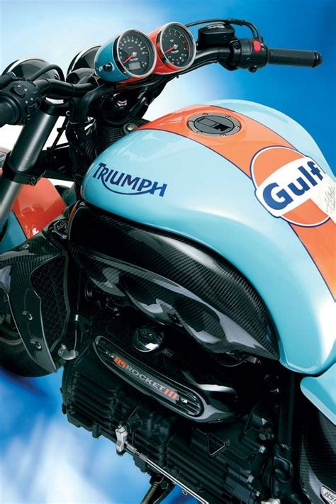 gulf racing motorcycle palatina rs rocket iii gulf racing paint scheme bikes
