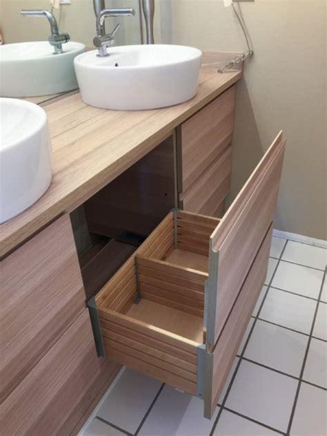 allonger un meuble godmorgon pour r 233 nover une salle de bain bidouilles ikea