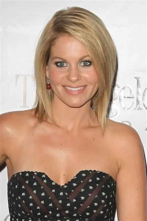 Candace Cameron's Hair Is Amazing Accessorize