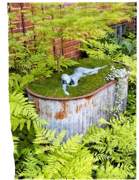 garden art gardens  garden junk  pinterest