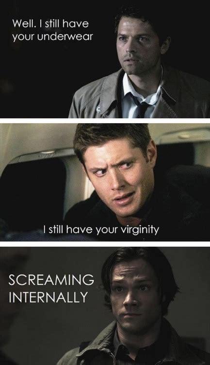 Funny Sex Memes Tumblr - supernatural memes on tumblr