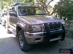 Toyota Hilux Tiger 2003 For Sale In Karachi