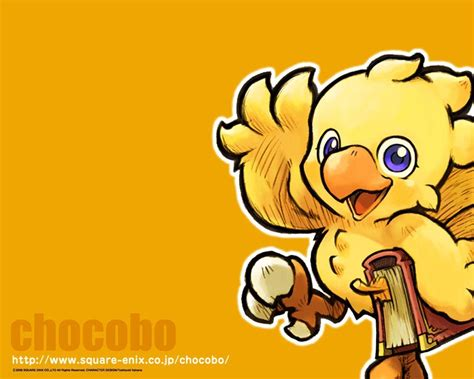We have a massive amount of desktop and mobile if you're looking for the best chocobo wallpaper then wallpapertag is the place to be. Chocobo Wallpapers - Wallpaper Cave
