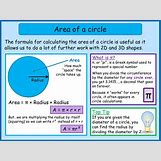 Area Of Circle | 1066 x 800 png 336kB