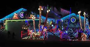 Poway's Candy Cane Lane displays decked out homes for the ...