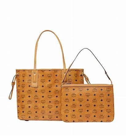 Shopper Reversible Damen Visetos Mcm Liz Mcmworldwide