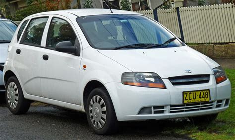 daewoo kalos   auto images  specification