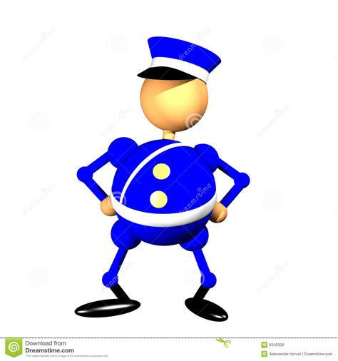 clipart immagini clipart poliziotto illustrazione di stock