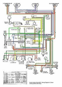 Austin Healey Electrical Wiring Diagram