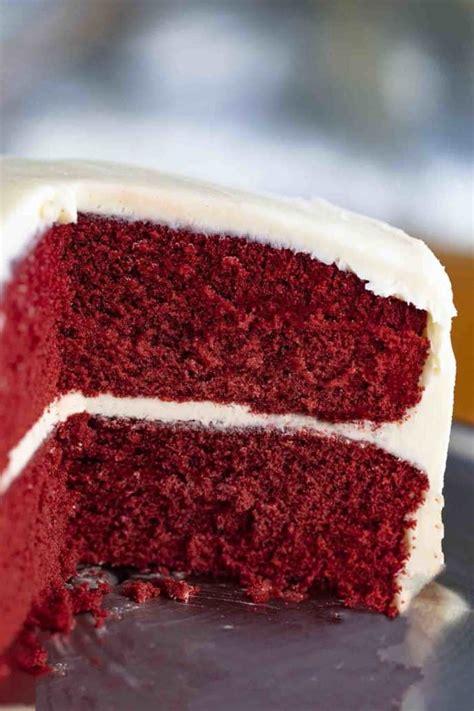is velvet cake chocolate cake with food coloring velvet cake dinner then dessert