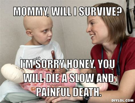 Funny Cancer Memes - image gallery cancer memes