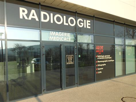 arche radiologie cournon pr 233 sentation