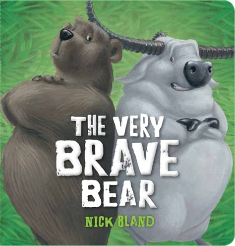 The Store - Very Brave Bear - Book - The Store