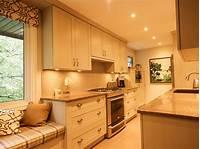 galley kitchen designs Small Galley Kitchen Design: Pictures & Ideas From HGTV | HGTV