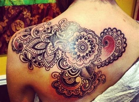 graceful flowers tattoos  upper