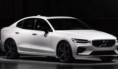 Volvo News 2020 by New Volvo S60 2020 Changes Price Release Date Specs