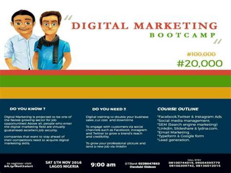 digital marketing course outline course outline for a digital marketing class