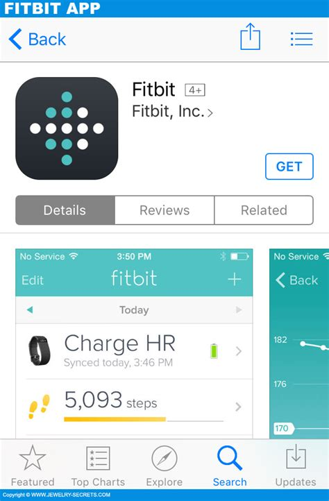fitbit app for iphone 4 fitbit charge hr review jewelry secrets
