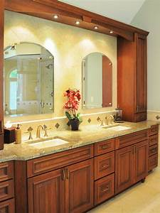 Traditional, Green, Double, Vanity, Bathroom, With, Wood