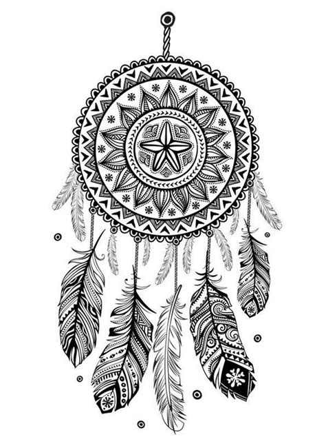16 coloring pages of Dreamcatchers on Kids-n-Fun.co.uk. On Kids-n-Fun you will always find the