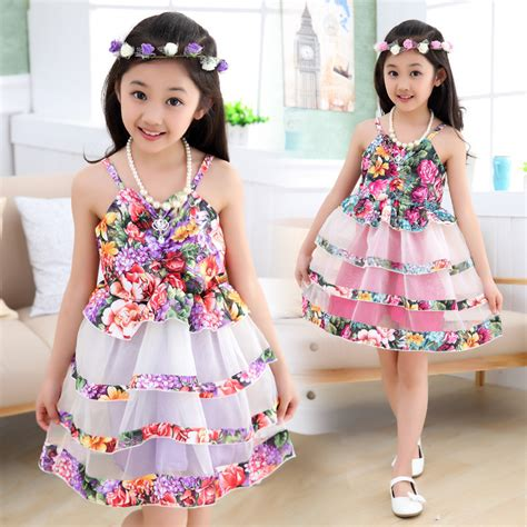 2015 new year baby girl dresses eudora dress with bow unique and 2015 new summer floral baby girl dress sleeveless princess