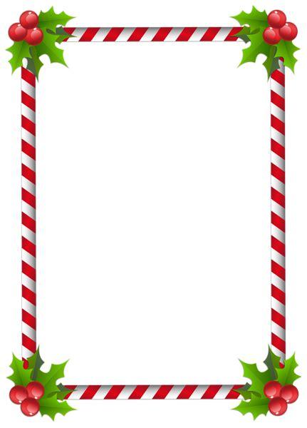 christmas transparent classic frame border gallery