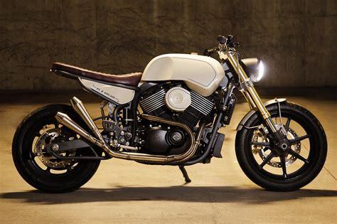 No. 8 Wire Motorcycles' Custom Harley-davidson Street