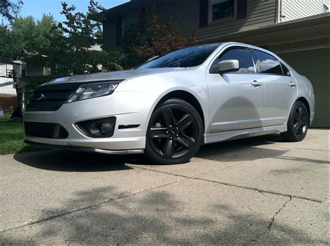 rims for a 2010 ford fusion