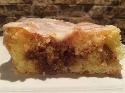 honey bun cake family savvy