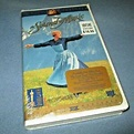 THE SOUND OF MUSIC NEW VHS MOVIE JULIE ANDREWS 5 ACADEMY ...