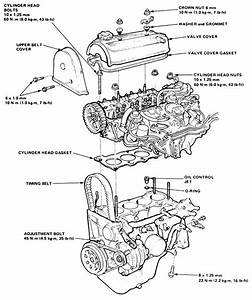 1992 Honda Civic Engine Diagram  Southwestengines