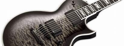 Esp Eclipse Ctm Thru Guitar Electric Series