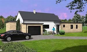 Idée Construction Maison : construction maison collection bois ~ Premium-room.com Idées de Décoration