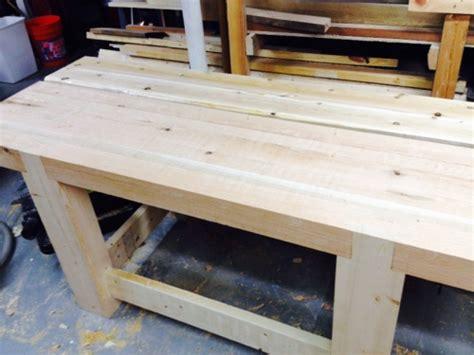 roubo workbench  wood woodworking talk