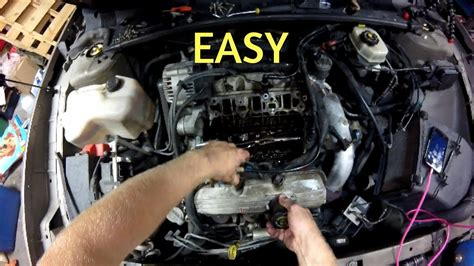 replace gm   valve cover gaskets youtube