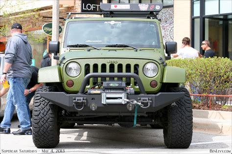 jeep wrangler jk sprayed  bedliner benlevycom