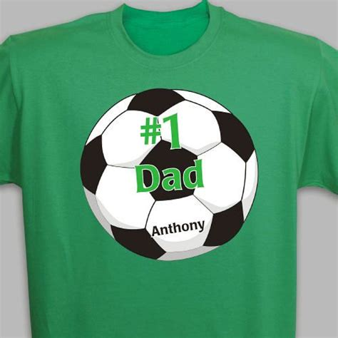 gifts for soccer fans number 1 soccer fan personalized t shirts