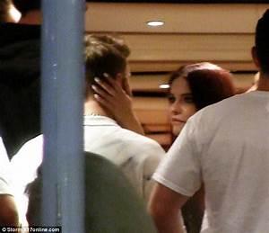 Barbara Palvin Strokes Justin Bieber39s Face At Cannes