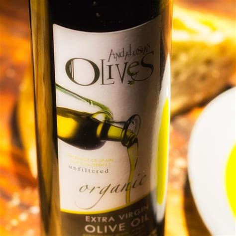 olive oil virgin extra unfiltered andalusian olives don pons organic 500ml arbequina queen