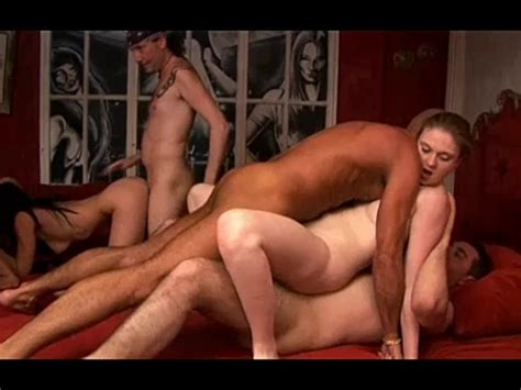 3 Couples Swap At Swingers Club Wifes Get Frisky Videos