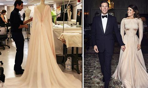 Princess Eugenie Wedding Dress : Princess Eugenie Fans Flood Instagram Over New Pictures Of