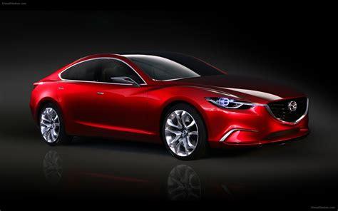 Mazda Takeri Concept 2011 Widescreen Exotic Car Picture