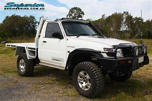 Nissan Patrol 4x4 : nissan patrol gu ute white 69292 superior customer vehicles ~ Gottalentnigeria.com Avis de Voitures