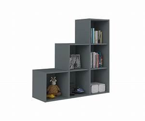 Meuble Rangement Gris : meuble de rangement moov escalier gris anthracite ~ Teatrodelosmanantiales.com Idées de Décoration