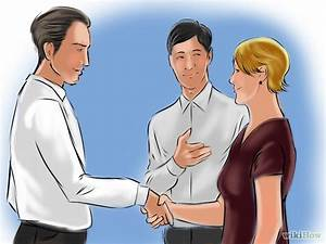 How to Introduce People: 11 Steps (with Pictures) - wikiHow