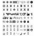 Font Cultural Icons Fonts